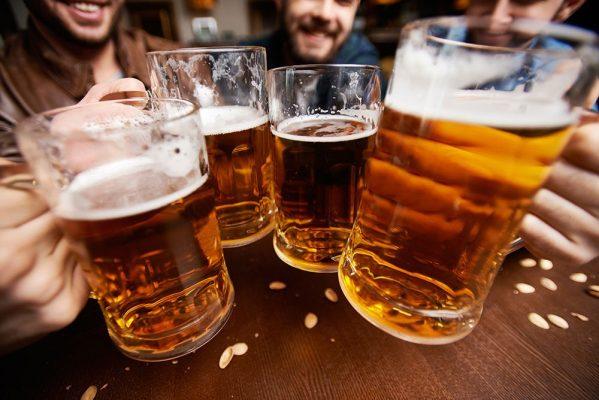 rượu bia là kẻ thù thầm lặng của bệnh ung thư gan
